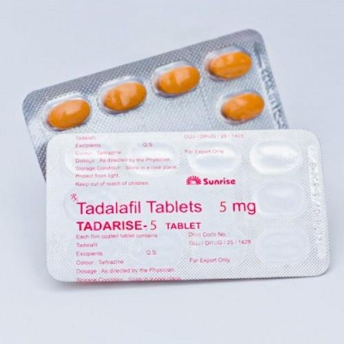 Tägliches Tadalafil 5mg