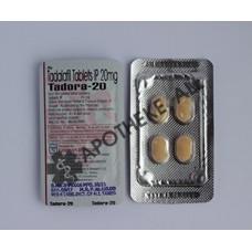 Tadora 20 mg